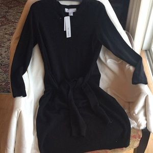 Ply Cashmere Long Sweater Dress New With Tags!